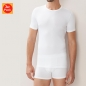 Mobile Preview: T Shirt  3er Pack Pureness Zimmerli (ZIpu70013393er)