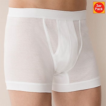 Pants Short mit Eingriff 3er Pack Business Class New Zimmerli (ZIbu22214763er)