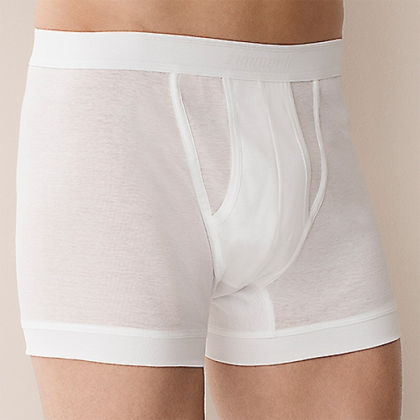 Boxer Short (3XL) mit Eingriff Business Class Zimmerli (ZIbu2221476BIG)
