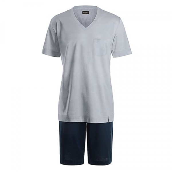 Pyjama kurz 1/2 Arm Night & Day Hanro (HAnd5440)