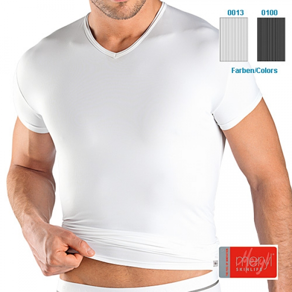 V Shirt 1/4 Arm Flash Basic ISAbodywear(ISAfp312104)