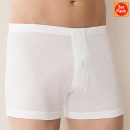 Boxer Short mit Eingriff 3er Pack Business Class New Zimmerli (ZIbu22214773er)